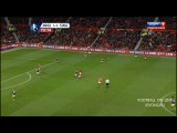 Кубок Англии-2014, 1/32 финала. Манчестер Юнайтед - Суонси 1:2 Обзор матча 05.01.2014